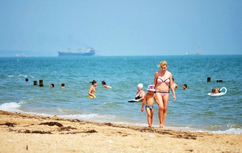 Крым Новоотрадное отдых отзывы
